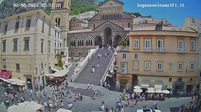 Amalfi Daglicht Webcam Image