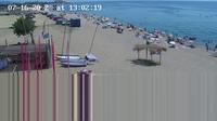Pineda de Mar: Base N�utica: Base N�utica - Dia