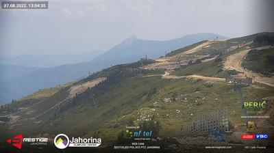 Daylight webcam view from Jahorina