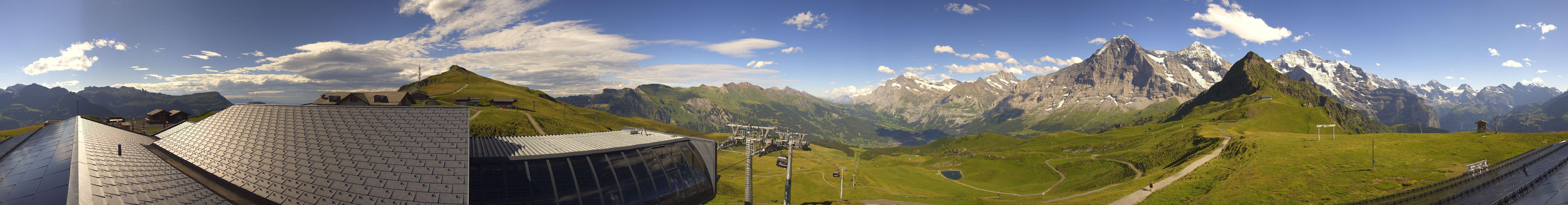 Grindelwald: Männlichenbahn - Männlichen