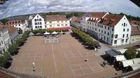 Neuburg an der Donau: Schrannenplatz - Schrannenplatz