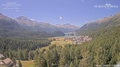 St. Moritz-Champfer: Suvretta House