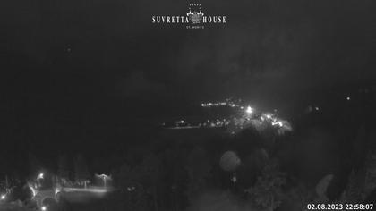 Sankt Moritz: Suvretta House