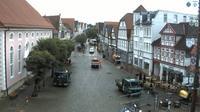 Gifhorn: Marktplatz - Gifhorn Steinweg - Actual