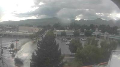 Vignette de Los Alamos webcam à 8:08, mars 6