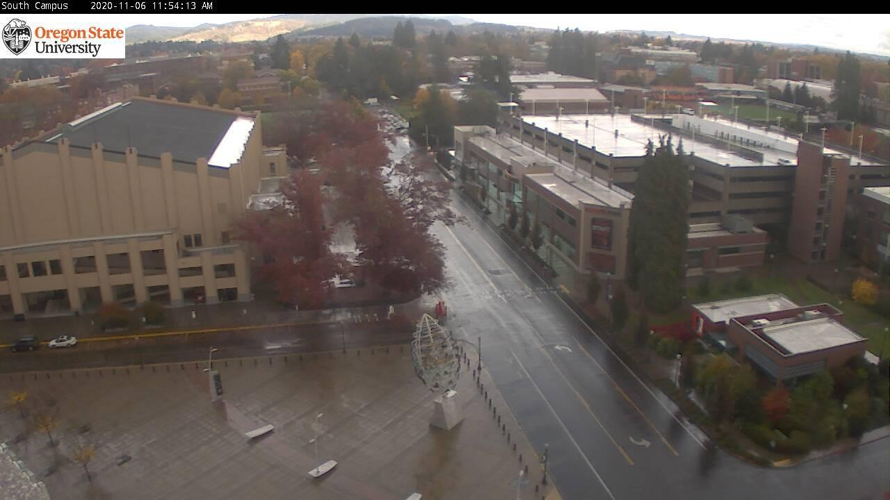 Webcam Corvallis: OSU South Campus