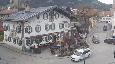 Thumbnail of Oberammergau webcam at 12:09, Jul 25