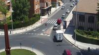 Toledo: Sta M� de Benquerencia - Av. Guadarrama - Jour