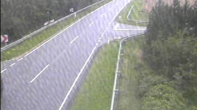 Tageslicht webcam ansicht von Nørby: Tved, Hanstholmvey, Richtung Nord