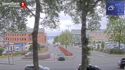 Kristiansund Live webkamera - nå