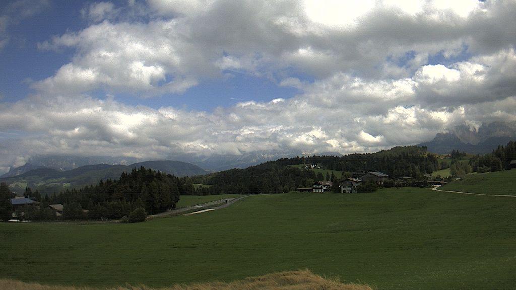 Webcam Deutschnofen: Dolomiten Südtirol − Latemar Rosenga