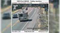 Willamina: ORE at ORE - Valley Junction - Jour