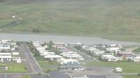 Last daylight view from Olafsfjordur: Ólafsfjarðarbær