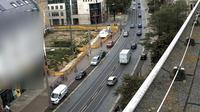 Dresden: Königsbrücker Straße (B) stadteinwärts - Overdag