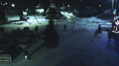 Vue actuelle ou dernière à partir de Kropyvnytskyi: Дендропарк в Кировограде
