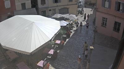 Rovinjsko Selo: La Piazza