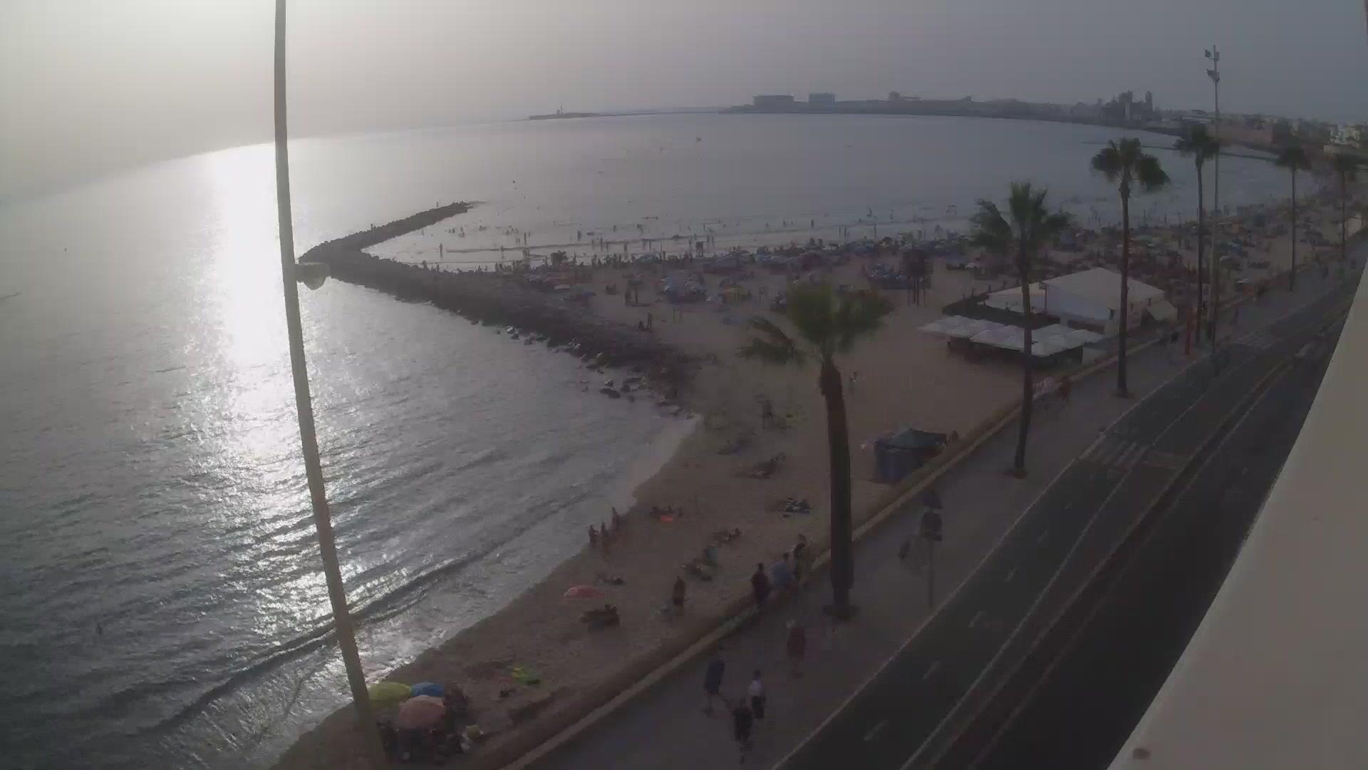 Webcam Cadiz: Beach Santa María del Mar