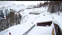 Finhaut: Trient Glacier - Mont Blanc - Dagtid
