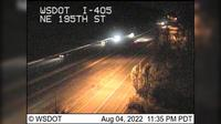 Bothell: I- at MP .: NE th St - Current