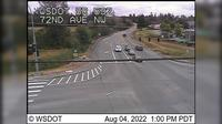 Stanwood > North: SR  at MP .: nd Ave NW - Day time