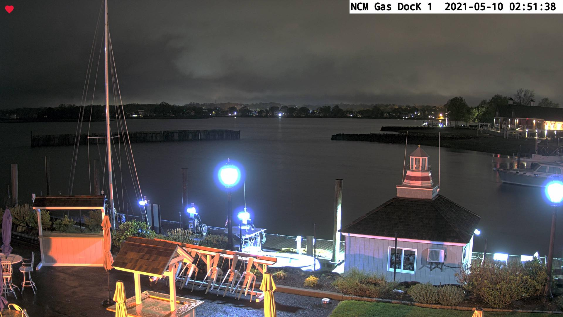Webcam Norwalk Cove Marina › South-West: United States
