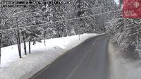 Lahn: B/E Fernpassstra�e, bei Rollenm�hlsteig [km ,], Blickrichtung: Reutte - Current