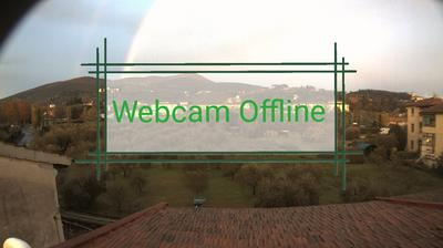Webcam Florence › North-East: Monte Morello