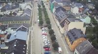 Adorf > North-West: Marktplatz - Overdag