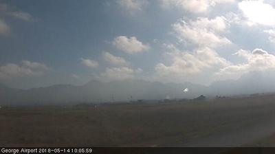 Webkamera George Airport: Western Cape