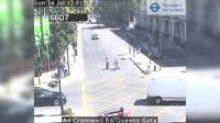 London: A Cromwell Rd/Queens Gate - Overdag