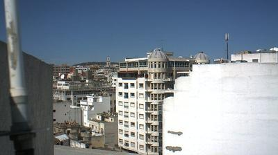 Webcam Tangier: Port de Tanger Ville