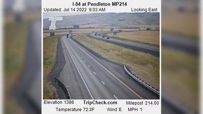 Vignette de Pendleton webcam à 11:16, oct. 27