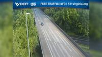 Chesapeake: I- - MM . - NB - AT MILITARY HIGHWAY INTERCHANGE - Recent