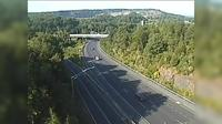 New Britain › East: CAM - I- EB W/O Exit - North Mountain Rd - Day time