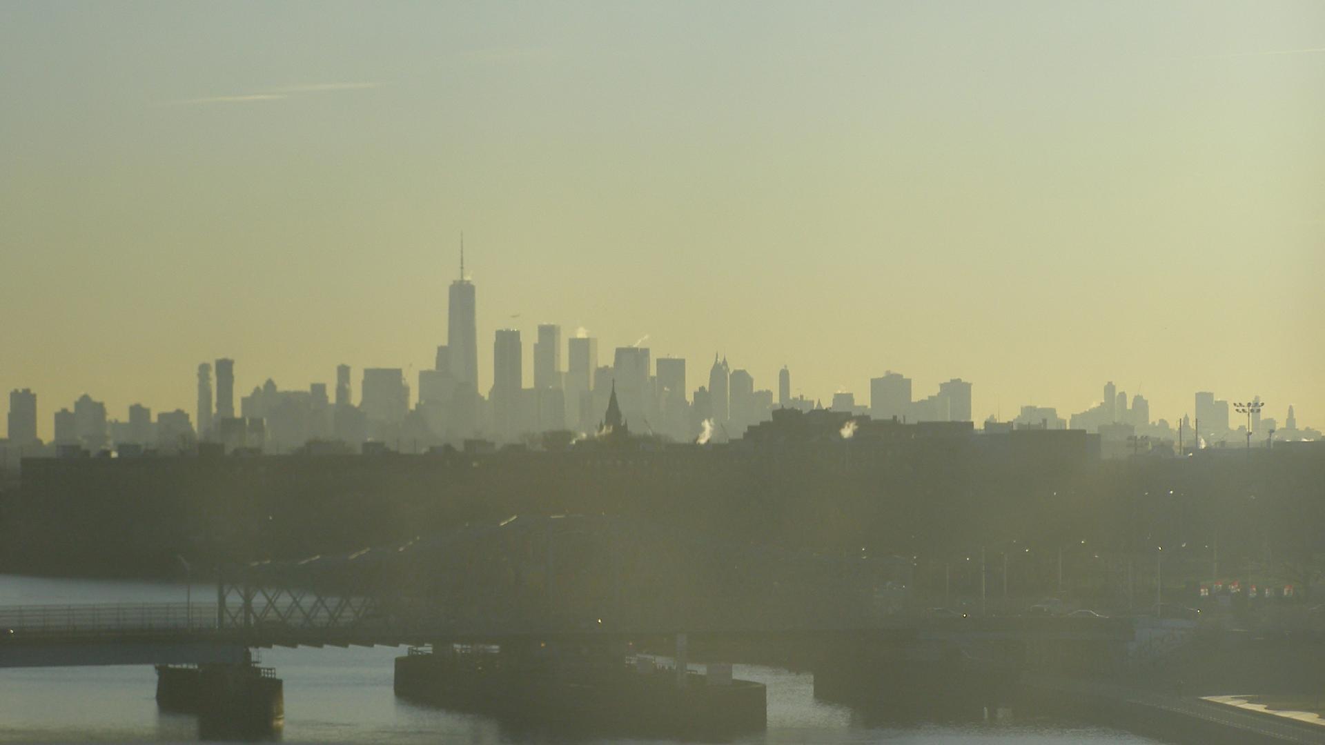 Webcam Newark: New York City
