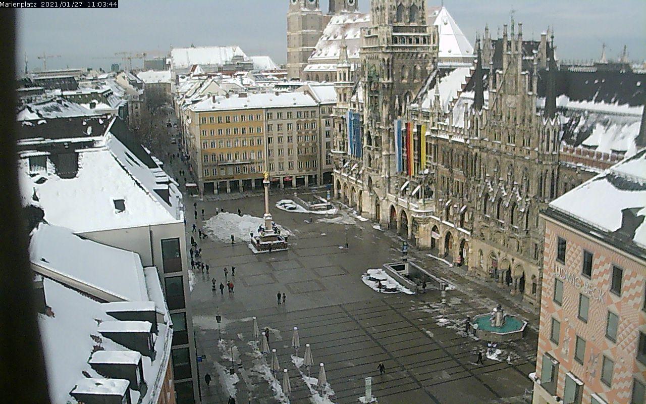 livecam münchen marienplatz