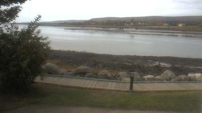 Tageslicht webcam ansicht von Annapolis Royal