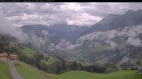 Dernière vue de jour à partir de Innerberg: Blick von − ins Silbertal