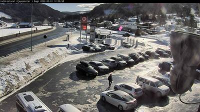 Daylight webcam view from Bagn: Valdrestunet