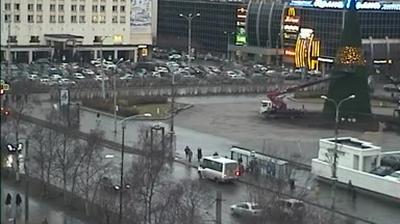 Tageslicht webcam ansicht von Murmansk: площадь