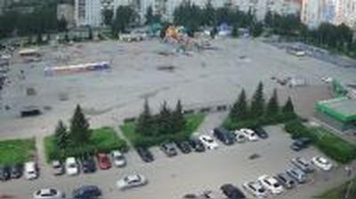Новокузнецк: Площадь Торжеств