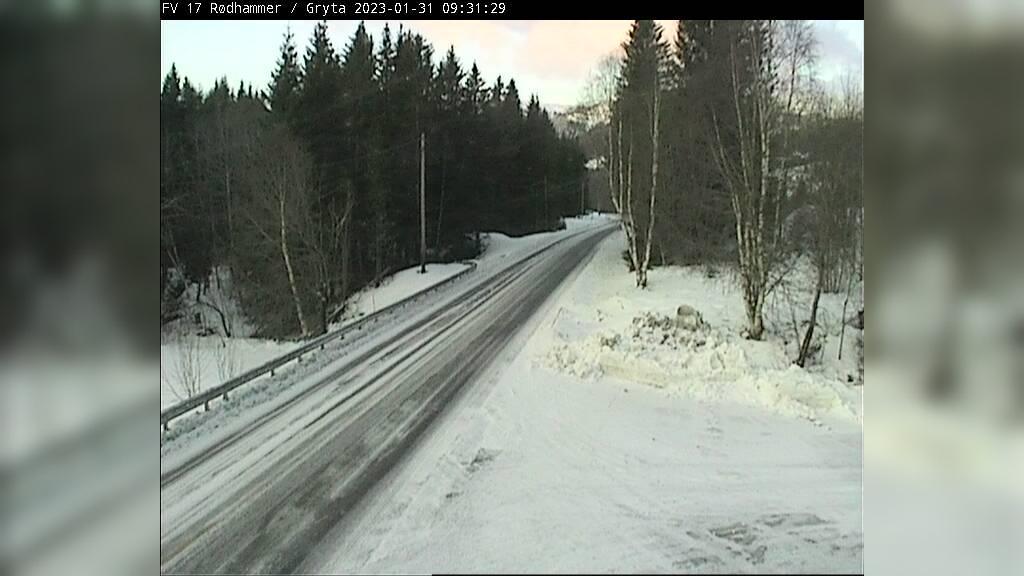 Webkamera Leirvik: F17 Rødhammer (Kameraet står ved Gryta)
