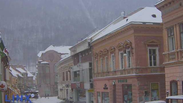 Webcam Braşov › East: Strada Republicii − Brașov
