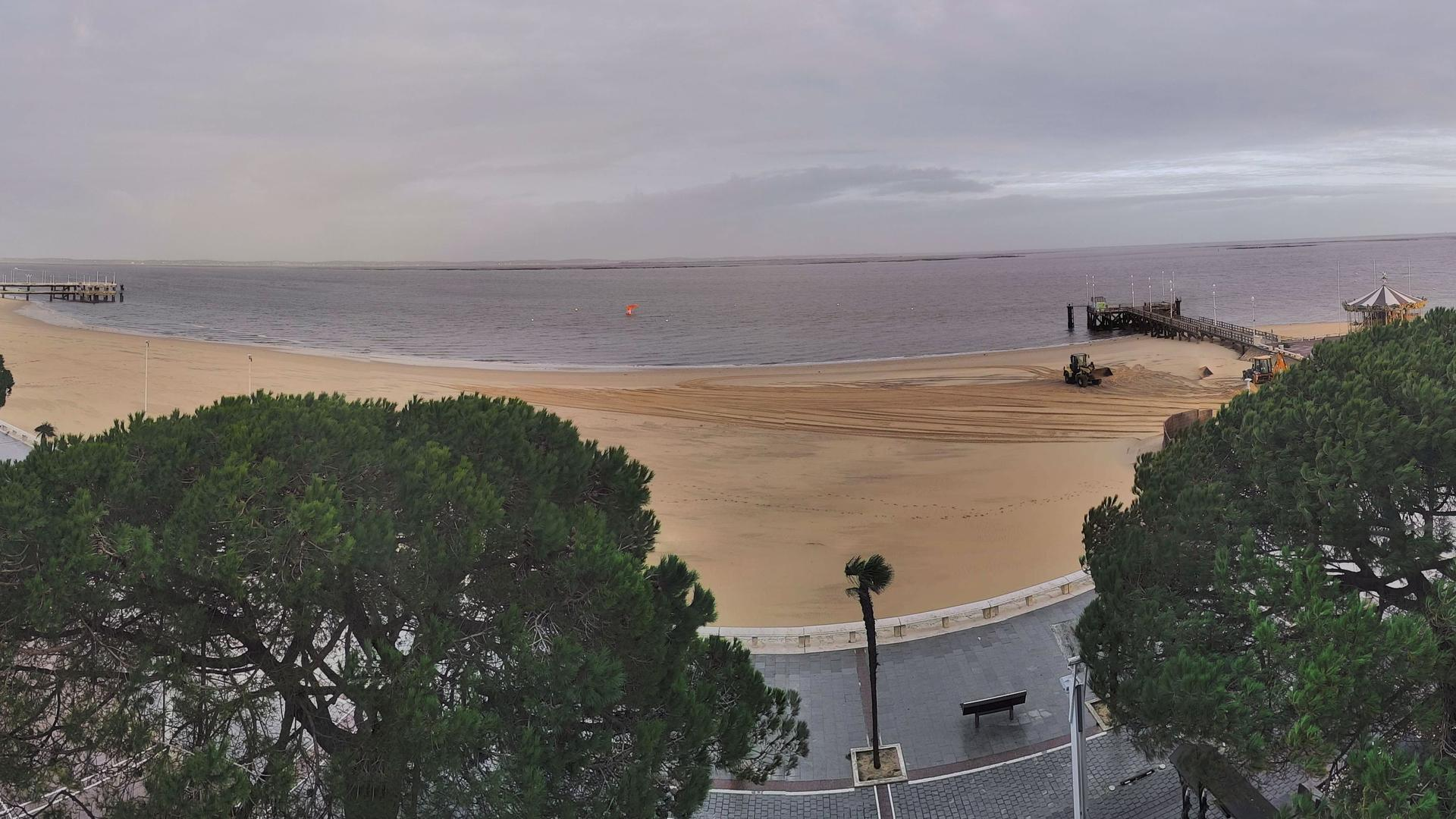 Webkamera Arcachon: Panoramique HD