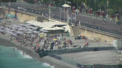 Nice › Ouest: Plage Beau Rivage Nice