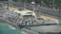 Nice > West: Plage Beau Rivage Nice - Current