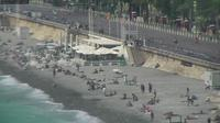 Nice > West: Plage Beau Rivage Nice - Day time