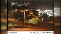 Seattle > North: I- at MP .: th Ave S, EB - Actuelle