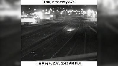 Thumbnail of Spokane Valley webcam at 7:14, Sep 21