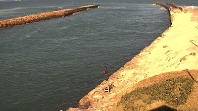 Webkamera Port Alfred: Kowie River